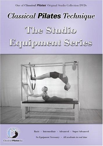 Classical Pilates Technique: Studio Equipment Ser [DVD] [US Import]