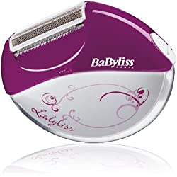 BaByliss G285E - Epilatore con trimmer, colore: Bianco/Rosa