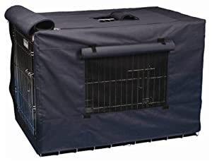 Precision Pet Indoor/Outdoor Crate Cover from Precision Pet