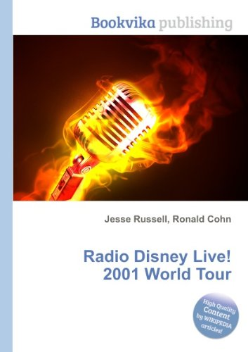 Radio Disney Live! 2001 World Tour