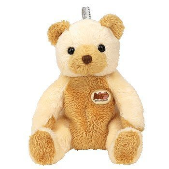 Ty Jingle Beanies Cornbread - Bear (Cracker Barrel Exclusive) - 1