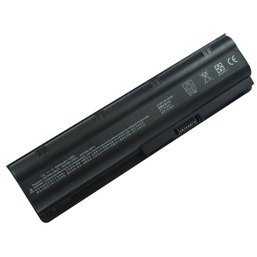 EPC Black Laptop Battery for HP Compaq Presario CQ42, CQ32, CQ62, CQ72 Series, HP Pavilion dm4t, dm4-1000 series,HP Enviousness 17 Notebook PC,HP G62 Series; HSTNN-CBOX, HSTNN-Q60C, HSTNN-Q61C, HSTNN-Q62C, HSTNN-178C, HSTNN-179C, HSTNN-181C, MU06, MU09, W