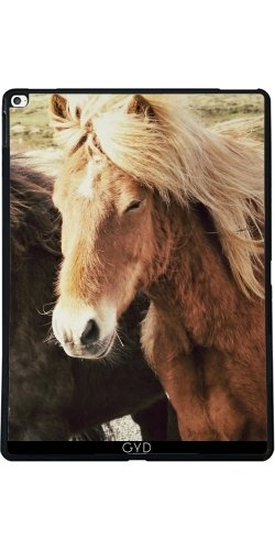 Custodia per Apple Ipad Pro (13 inches) - Animale Bello Cavallo by WonderfulDreamPicture