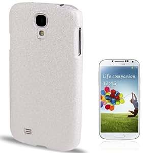 Fashion Silver Shimmering Powder Plastic Case for Samsung Galaxy S4 / i9500 (Silver)