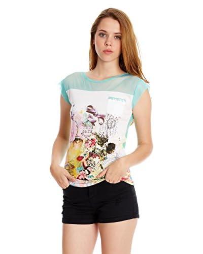 SideCar Camiseta Manga Corta Araceli
