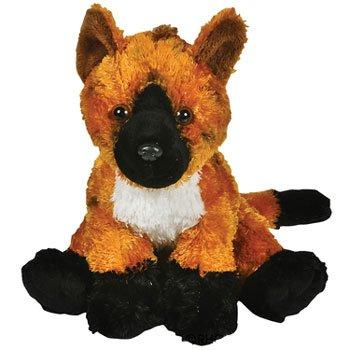 """Hyena Plush Stuffed Animal Toy 8"""" Long - 1"""