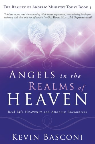 ebook: Angels in the Realms of Heaven: The Reality of Angelic Ministry Today (B008XKMHIC)