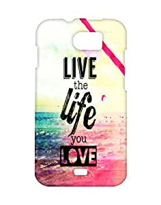 Crackndeal Back Cover for Micromax Canvas 2 A110