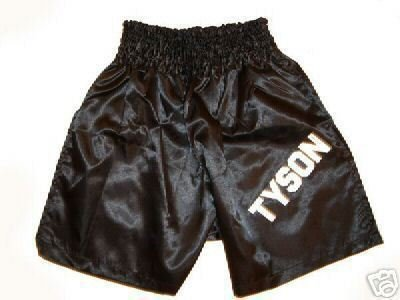 Mike Tyson Replica Boxing Shorts