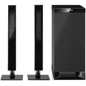 Panasonic SC-HTB20 Energy Star 2.1-Channel 240-Watt Multi-Positional Full HD 3D Audio System