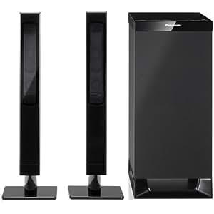 Panasonic SC-HTB20 Energy Star 2.1-Channel 240-Watt Multi-Positional Full HD 3D Audio System (2012 Model)