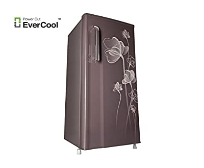 LG GL-B191XGHP.AGHZEBN Direct-cool Single-door Refrigerator (188 Ltrs, 4 Star Rating, Graphite Heart)