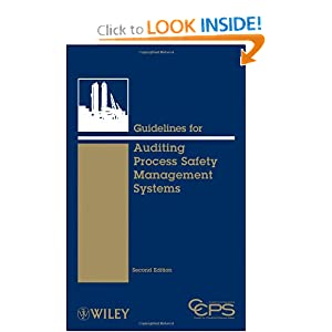 guidelines for auditing process safety management systems pdf