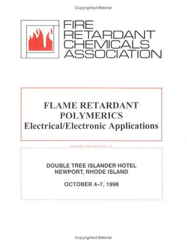 Flame Retardant Polymerics: Electrical And Electronic Applications front-593102