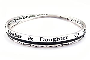 Bracelet - Bangle Style - Inscribed with
