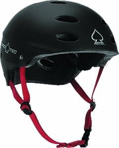 Protec Ace Cab Helmet (Black Rubber) by ProTec