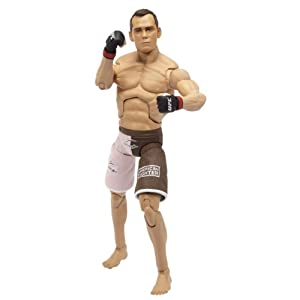 Deluxe UFC Figures #4 Rich Fanklin