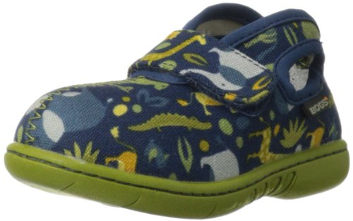 Bogs Baby Canvas Mid Zoo Sneaker (Toddler),Blue Multi,5 M US Toddler,Blue Multi,5 M US Toddler (Bogs Boot Liner compare prices)