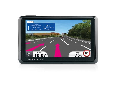 Garmin nvi 1370/1370T 4.3-Inch Widescreen Bluetooth GPS Navigator with Maps of North America &#038; Europe and Lifetime Traffic
