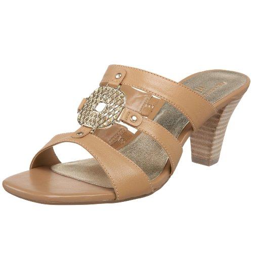 af04bfe2281 AK Anne Klein Women s Hickory Dress Sandal - Import It All