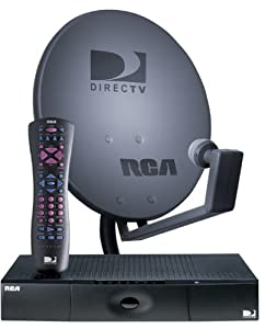 RCA DIRECTV System DS4230RG - Satellite TV system - DIRECTV - dish : 18 in