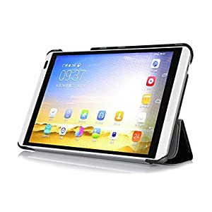 com: BuW PBOOK 8 inch PU Leather Tablet Case Cover for HUAWEI MediaPad