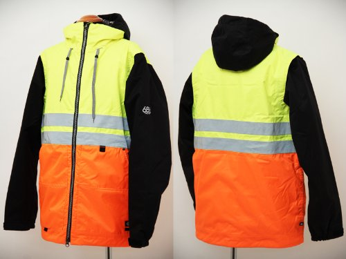 Детская верхняя одежда 686 x Dickies Safety Insulated Jacket 2014 - XL
