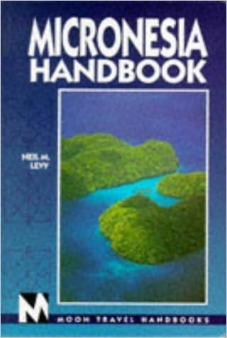 Micronesia Handbook (Micronesia Handbook, 4th ed)