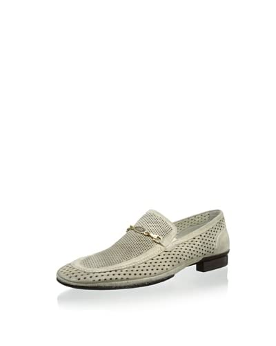 Dino Bigioni Men's Perforated Loafer