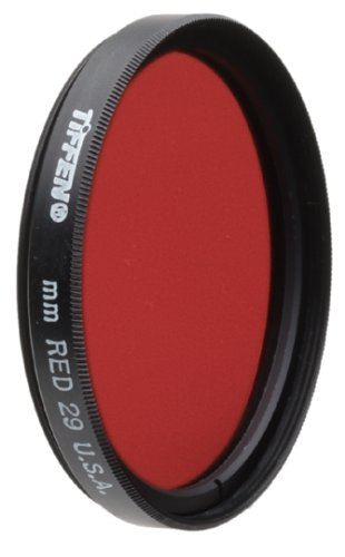 Tiffen 77mm 29 Filter (Red)