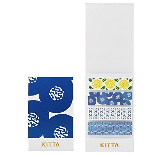 キングジム ちいさく持てるマスキングテープ KITTA(キッタ)ウツワ KIT009