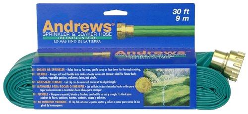 Andrews 30-Foot 2 Tube Sprinkler Hose 10-12346 (Sprinkling Hose compare prices)