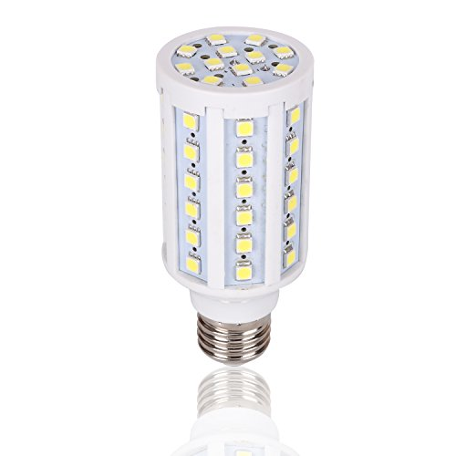 12Vmonster ® WARM SOFT WHITE Edison Screw DC 12V-20V LED light bulb 15W = 100W incandescent Marine Solar Motor home 60x 5050 cluster (12v Dc Incandescent Lightbulbs compare prices)