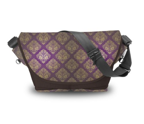 Atrangee Royale2 Messenger Bag (Brown)