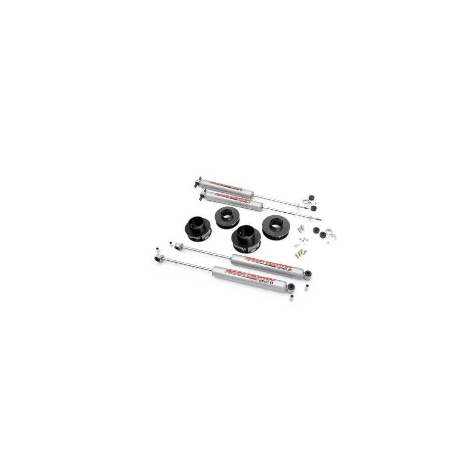 Rough Country Suspension 695N2 Suspension Lift Kit