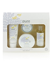 Pure New Baby Gift Set