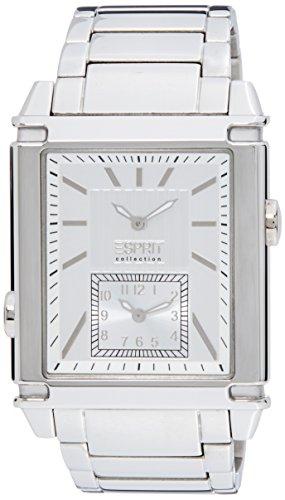 Esprit Collection para hombre-reloj analógico de cuarzo de acero inoxidable Pallas EL101361F05
