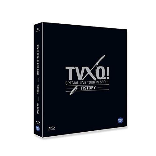 【先行販売】【Ktown4u特典付き】[Blu-Ray+はがき] 東方神起(TOHOSHINKI/TVXQ) : [T1ST0RY]TVXQ! SPECIAL LIVE TOUR T1ST0RY in ソウルコンサート(韓国版)