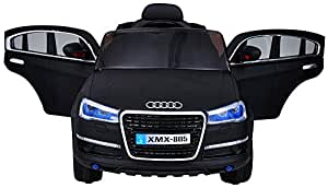 Jay Battery Operated Ride on Sports Car Audi Black
