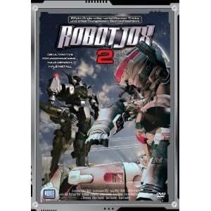 Robot Jox 2: Robot Wars (DVD) 1993 - Region 2