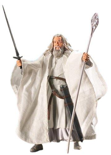 Gandalf White Shoes