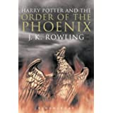Harry Potter and the Order of the Phoenix (Book 5): Adult Editionby J. K. Rowling