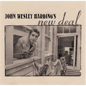 John Wesley Harding - The Speed Of Normal
