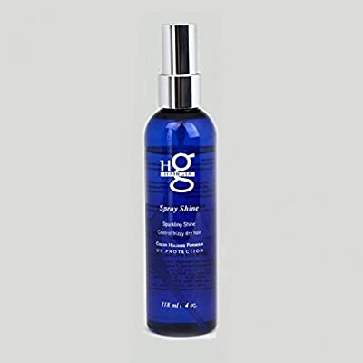 Advanced Hair Gear Spray Shine for Frizzy Dry Hair - 4 oz