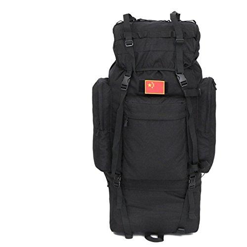 100L sac surdimensionné / extérieur / tactique / sac d'alpinisme sac à dos / sac à bandoulière camouflage-3 100L