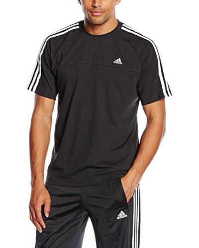 adidas T-Shirt Manica Corta ESS 3S Crew T