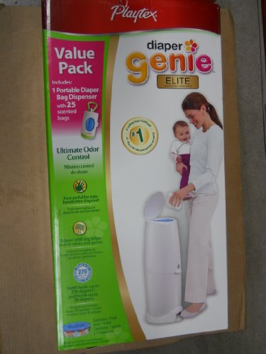 Playtex Diaper Pail front-948675