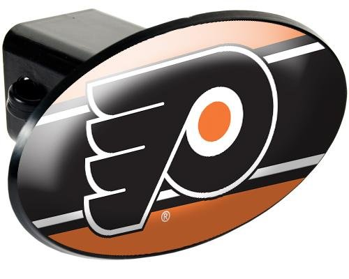 NHL Philadelphia Flyers Trailer Hitch Cover (Travel Trailer Fan compare prices)