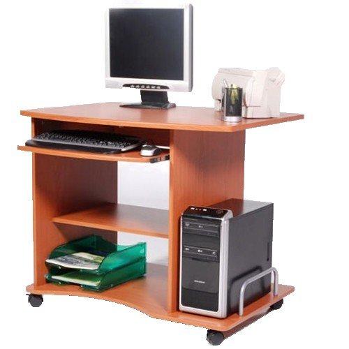 Scrivania portacomputer per ufficio cameretta 90x55x76