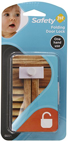 Safety 1St Bi-Fold Door Lock